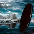Original Zomei IR Filter 67mm 680NM 720NM 760NM 850NM 950NM X-Ray Infrared Infrared Filter For Canon Nikon Sony Pentax Hoya lens