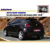 For Alfa Romeo MiTo AR Furiosa 2007 2014 RearView Camera Backup Parking Camera HD CCD RCA