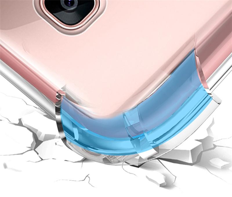 Clear Samsung Galaxy S8, S8 Plus Case 14