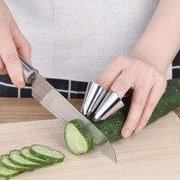 필링 콩 유물 철 네일 세트 dialing horny beans 파인 너트 pistachio 필링 도구 anti cutting finger protector 손가락 보호대 홈 & 가든 -