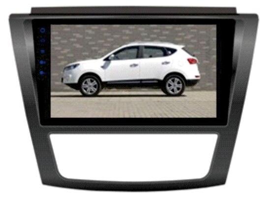 Quad Core 10.1 Android 6.0 Lecteur DVD de Voiture pour JAC S5 bluetooth auto gps navi unités centrales 3g dvr radio stéréo magnétophone