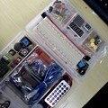 Versão Atualizada do Starter Kit DIY para Arduino UNO R3 RFID Learning Suite Com Caixa de Varejo Frete Grátis