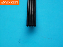 High quality 3*2MM 4 line UV tube for Epson DX4 DX5 printer head