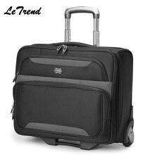 Многофункциональный чемодан для деловых поездок, водонепроницаемый, высокое качество, ручная тележка для мужчин, чемодан для посадки, Большой Вместительный багаж для путешествий