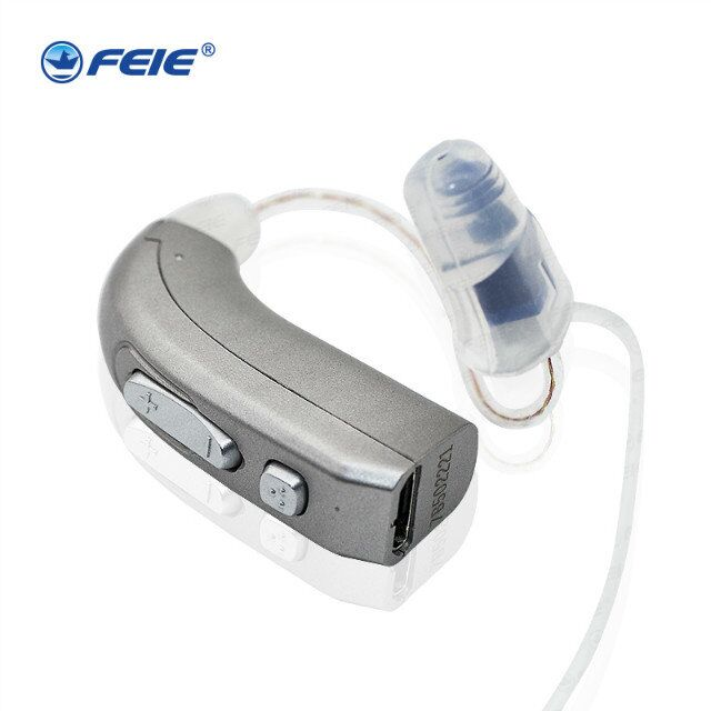Mini RIC Hearing Aid Acosound RIC Digital Hearing Aids Small Hearing Amplifiers Deaf Ear Aid Hearing Device MY-33 бленд mennon 1 8d 52mm 50