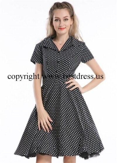 Платья в стиле ретро доставка
