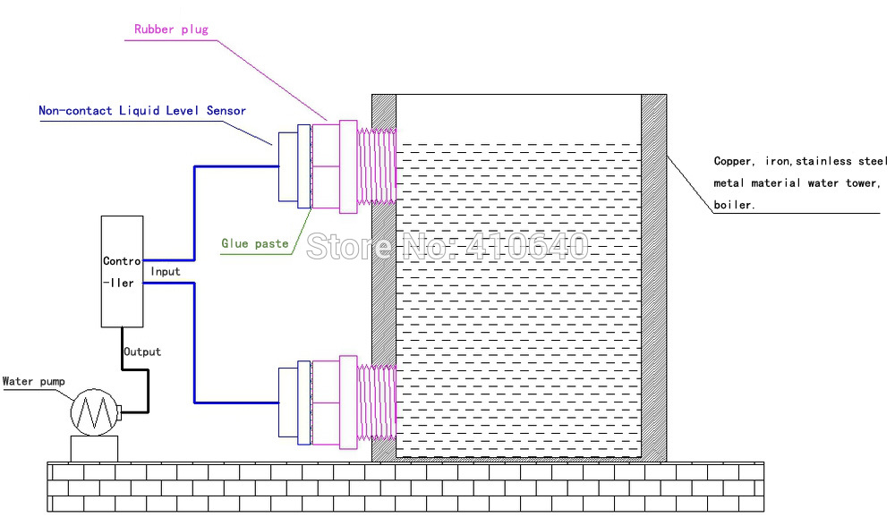level switch diagram   20 wiring diagram images