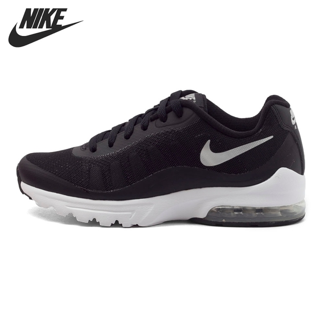 Original New Arrival NIKE AIR MAX INVIGOR Women's Plain Running Shoes  Sneakers