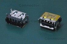 1 шт. 10 мм Ноутбук Разъем USB порт, пригодный для lenovo e23 g230 e43 v450 g530 g450 g460 серии