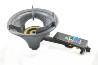 Super quality propane gas bigh fire kitchen cooking burner stove cast iron hotel restaurant cooking cookware equipment