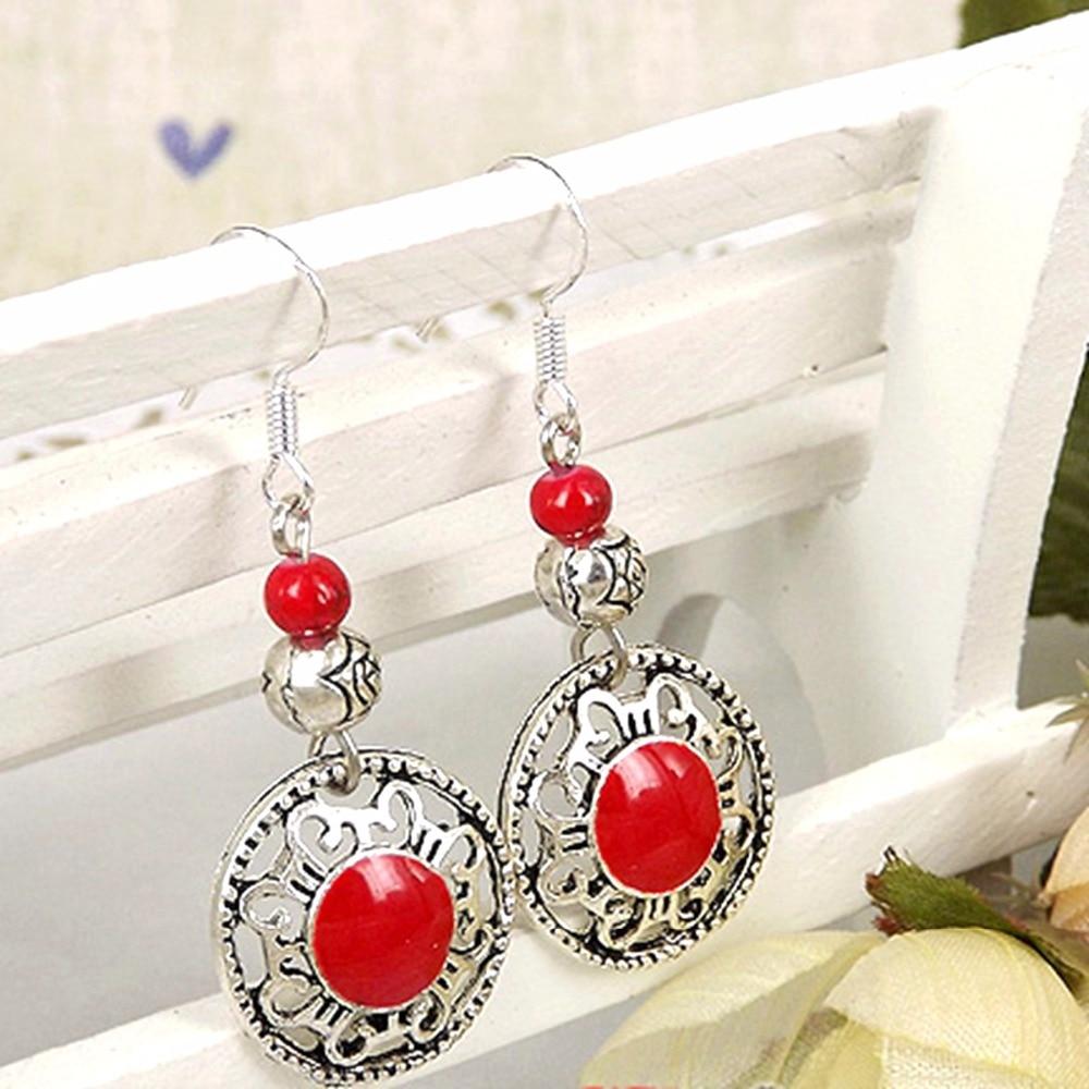 Fashion Jewelry Wholesale Vintage Tibetan Silver Multicolor s