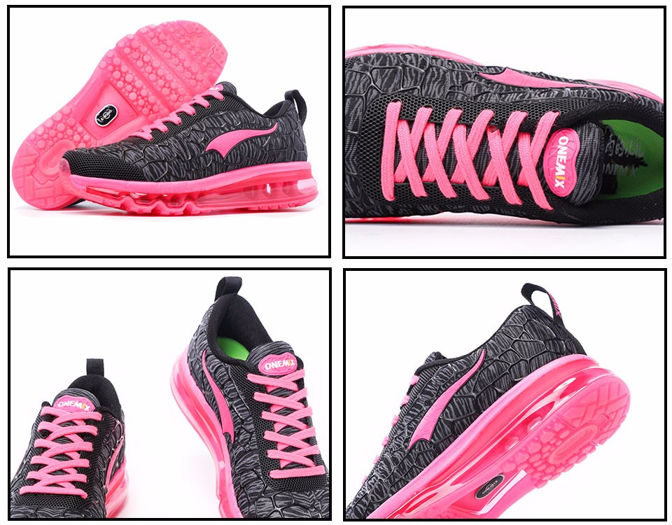Onemix Brand 16 New Sports Running Shoes Sneakers for Men and Women Outdoor Walking and Running Breathable Good Quality 13