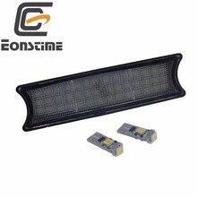 Eonstime 3 шт. SMD светодио дный интерьер купола накладные Чтение свет лампы комплект для BMW E46 98-05 M3 E83 X3 E84 X4 E86 E63 E64