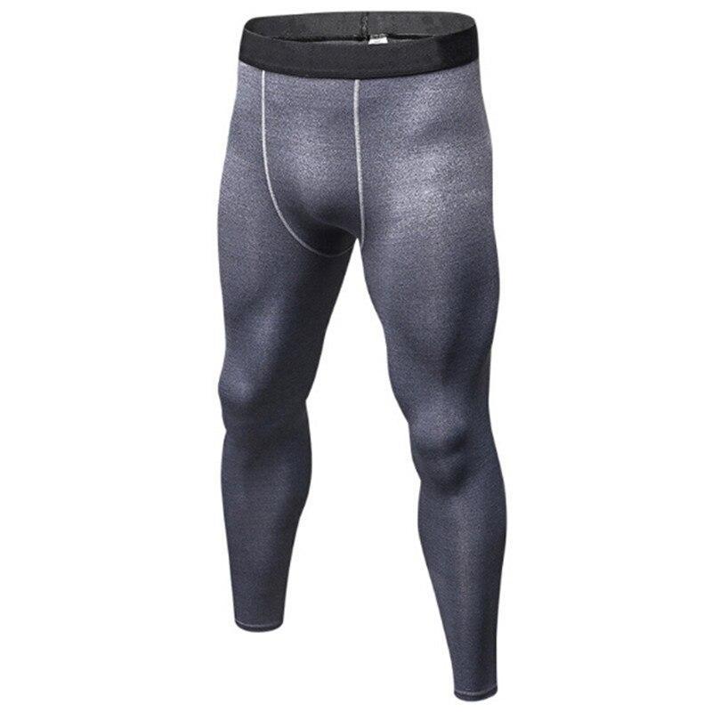 # 1020 Heren Bodybuilding Gym Jogging Training Sport Compressie Bodem - Sportkleding en accessoires