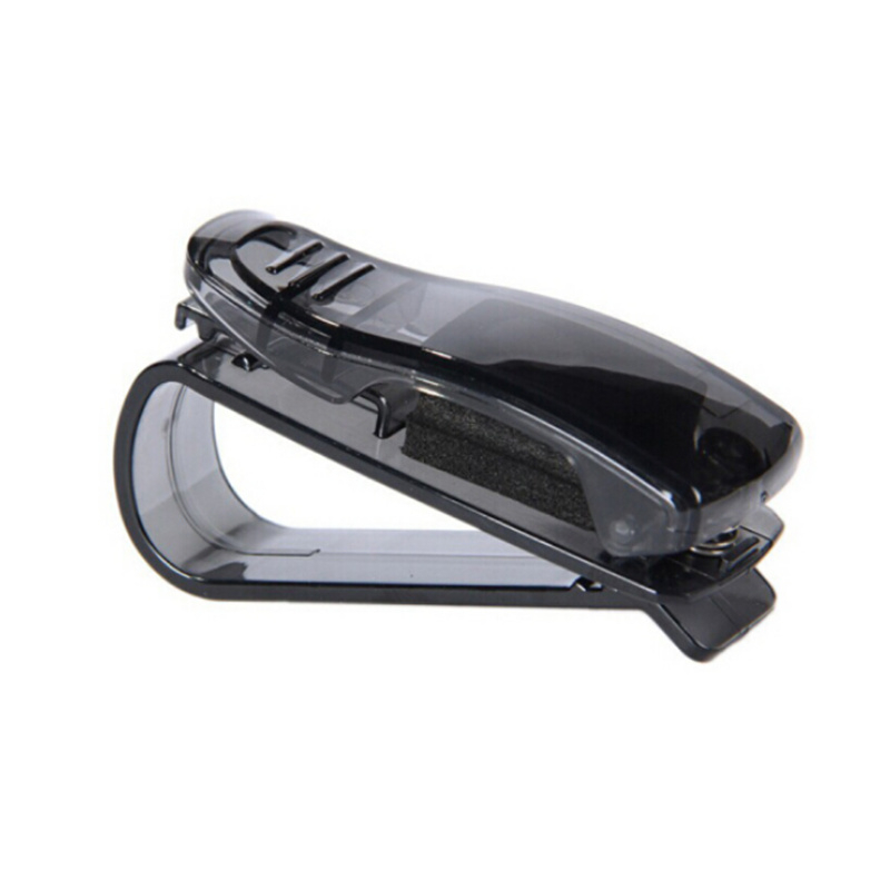 Car Auto Sun Visor Glasses Sunglasses Clip For Toyota Camry Highlander RAV4 Crown Reiz Corolla Vios Yaris L