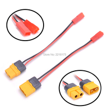 Amass XT60H XT60 Male / Female to JST Connector Charging Adapter Cable wire Converter Lead 22AWG 10cm 100mm