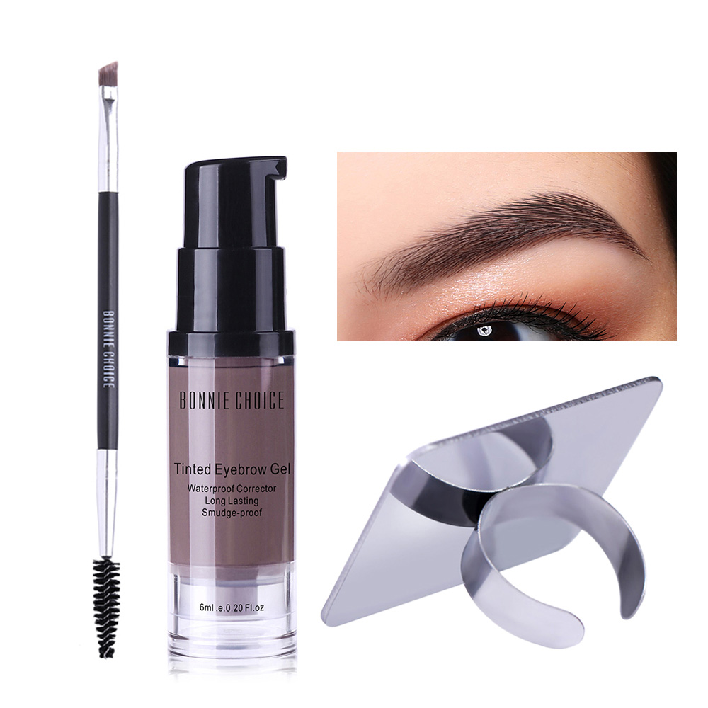 Dropwow Bonnie Choice Eyebrow Tattoo Gel Henna Makeup Enhancer Tint