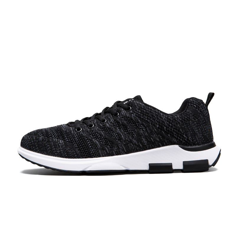 Brand Quality Human Mens Casual Shoes For Men Air Cushion Breathable - Men's Shoes