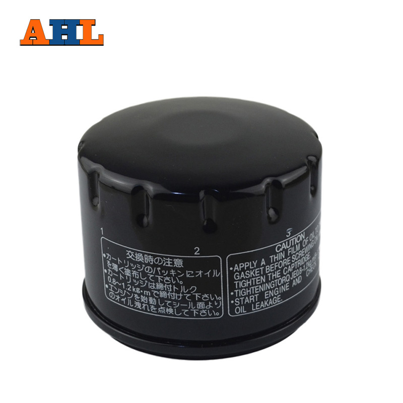 AHL 1 pc High Performance Powersports Cartridge Oil Filter for  PIAGGIO X9 500   2002 2003