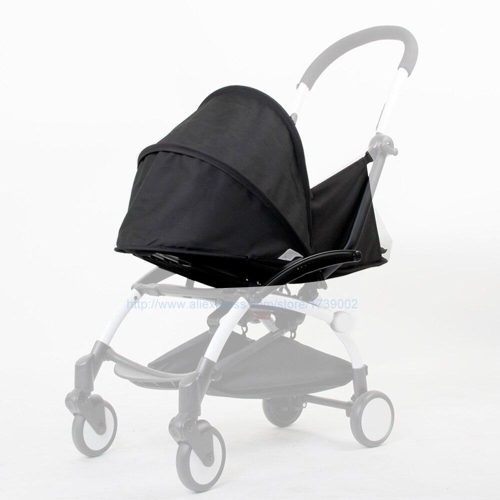 ФОТО Generic Compact Pram Bassinet Sleeping Basket for Babyzen YOYO Baby Stroller 0-6M
