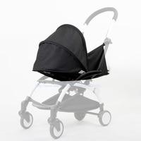 Generic Compact Pram Bassinet Sleeping Basket for Babyzen YOYO Baby Stroller 0-6M