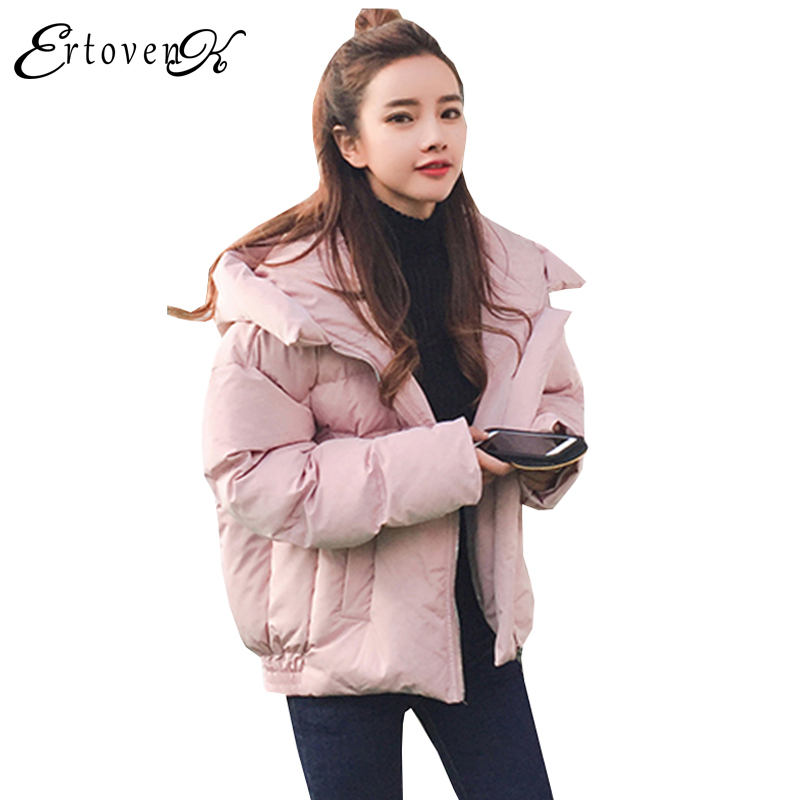 Short section Cotton Coats Winter Bread Clothing Thickening Keep warm Jacket 2017New Women Fashion Outerwear abrigos mujerLH097 short section cotton coats winter bread clothing thickening keep warm jacket 2017new women fashion outerwear abrigos mujerlh097