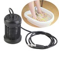 Detox Foot Bath Arrays Round Stainless Steel Array Aqua Spa Ionic Cleanse Ion New Quality Hot