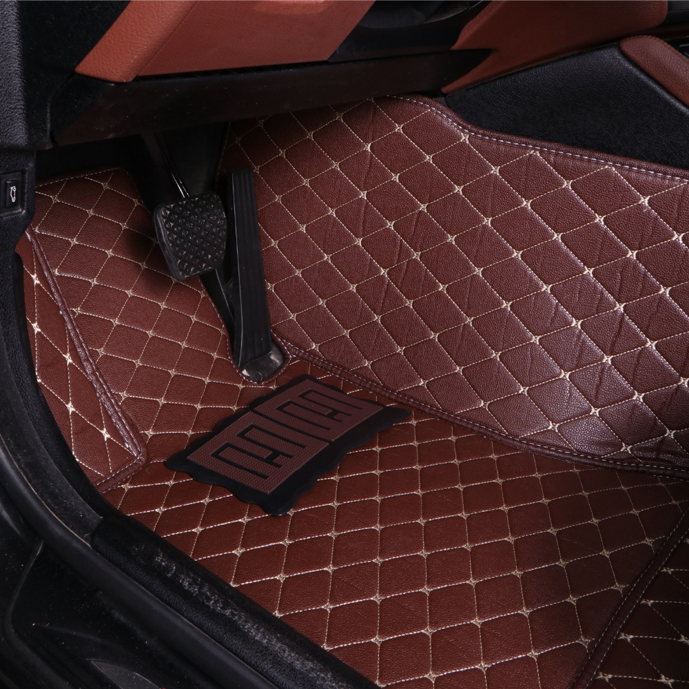 Car floor mats for BMW 3/4/5/6/7 Series GT M3 X1 X3 X4 X6 Z4 Waterproof leather car-styling all weather carpet linerCar floor mats for BMW 3/4/5/6/7 Series GT M3 X1 X3 X4 X6 Z4 Waterproof leather car-styling all weather carpet liner