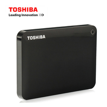 Toshiba Canvio Connect II 2.5″ External Hard Drive 1TB USB 3.0 HDD  Desktop Laptop Storage Devices Support MAC HDD Hard Disk