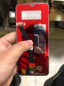 Image 3 - หน้าจอ LCD ต้นฉบับสำหรับ Huawei Y6 2019 MRD LX1N Y6 Pro (2019) y6 PRIME 2019 จอแสดงผล LCD TOUCH Digitizer ASSEMBLY + กรอบ