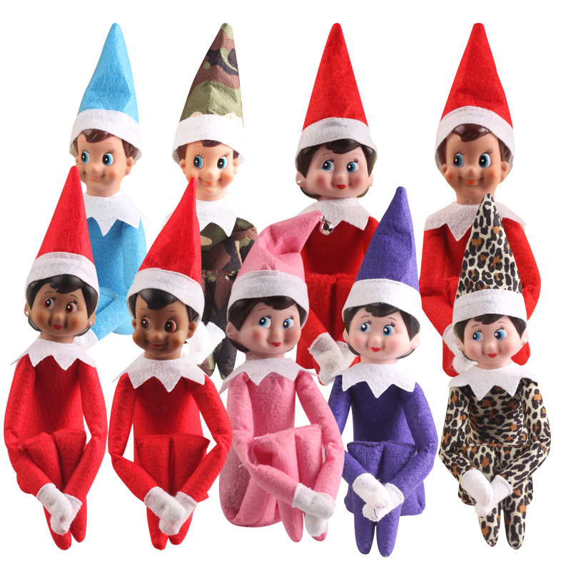Elf On The Shelf Different Colors Pictures to Pin on ... - photo#37