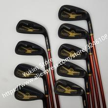 New Golf clubs Maruman Majesty Prestigio 9 irons 5-10 P.A.S Irons Graphite shaft R/S flex Free shipping