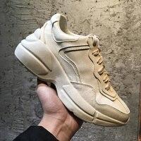 Модная обувь для папы, оригинальная обувь наивысшего качества, роскошная брендовая стильная женская обувь, однотонная грязная обувь, модны