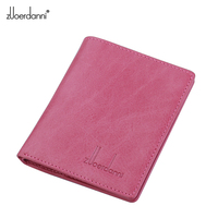 Hasp Mini Purse Women Genuine Leather Small Ultra Thin Wallets Lady S Short Purses Slim Style