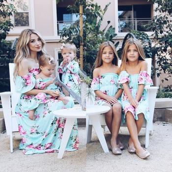 42b0ee64a La madre y la hija vestidos de verano Chico