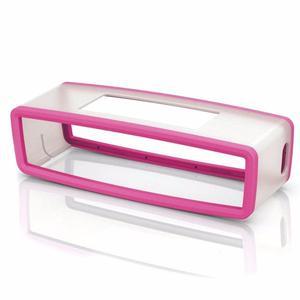 Image 3 - Coque en silicone Portable pour Bose SoundLink Mini 1 2 son Link I II Bluetooth haut parleur protecteur couverture peau boîte haut parleurs pochette sac