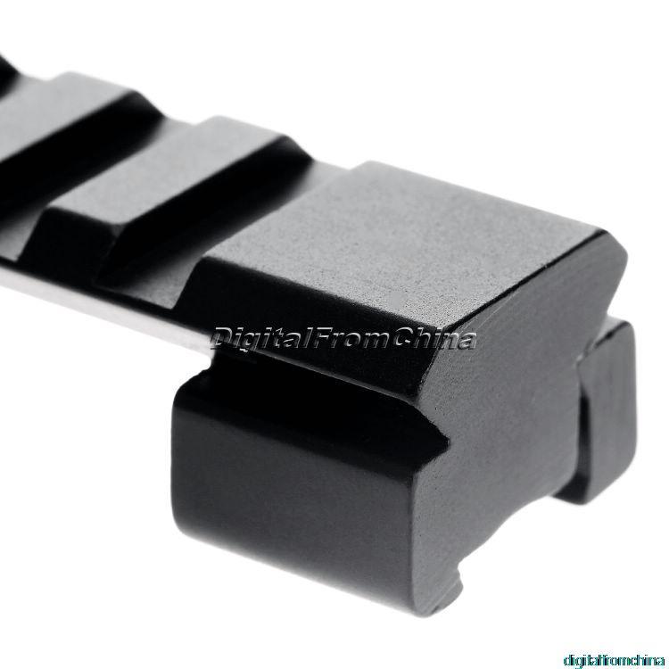 Ajuste el riel inferior de cola de milano de 11 mm y el riel superior - Caza - foto 6