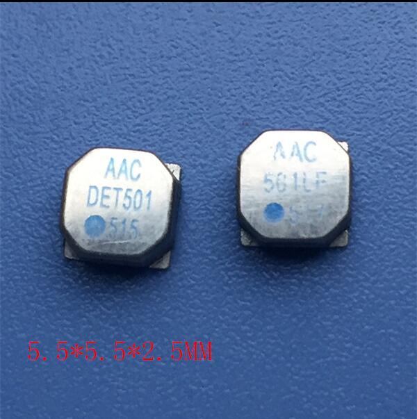 AACDET501 5525 SMD vibreur passif côté phonate 5.5*5.5*2.5mm