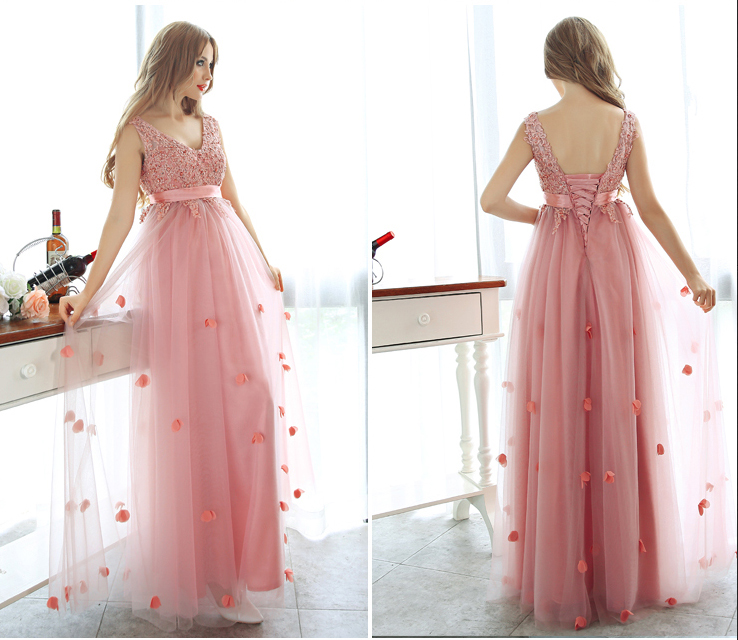 Maternity Photography Props Outdoor indoor Photo Shoot costume wedding Dress generous Noble Long to ground bridesmaid dresses