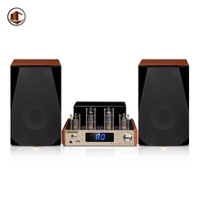 A1 High End Home Audio Speakers Powered Bookshelf Speaker Hifi Bluetooth Tube Amplifier Passive Music 20 Theater System
