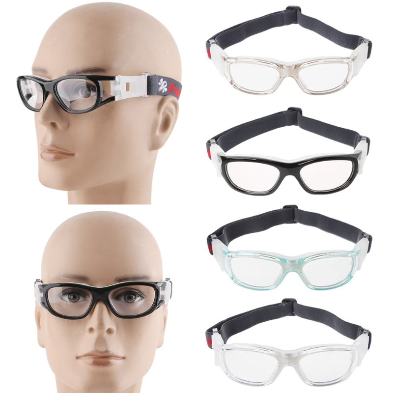 1 Pair Children Outdoor Sports Eyewear Goggles Basketball Football Explosion-proof Glasses Bicycle Glass