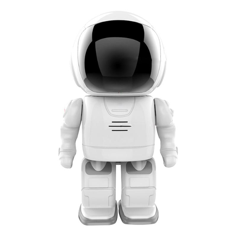 все цены на Robot IP Camera HD WIFI Baby Monitor 960P 1.3MP CMOS Wireless CCTV P2P PTZ Audio Security Remote IR Night Vision Mini Camcorders онлайн