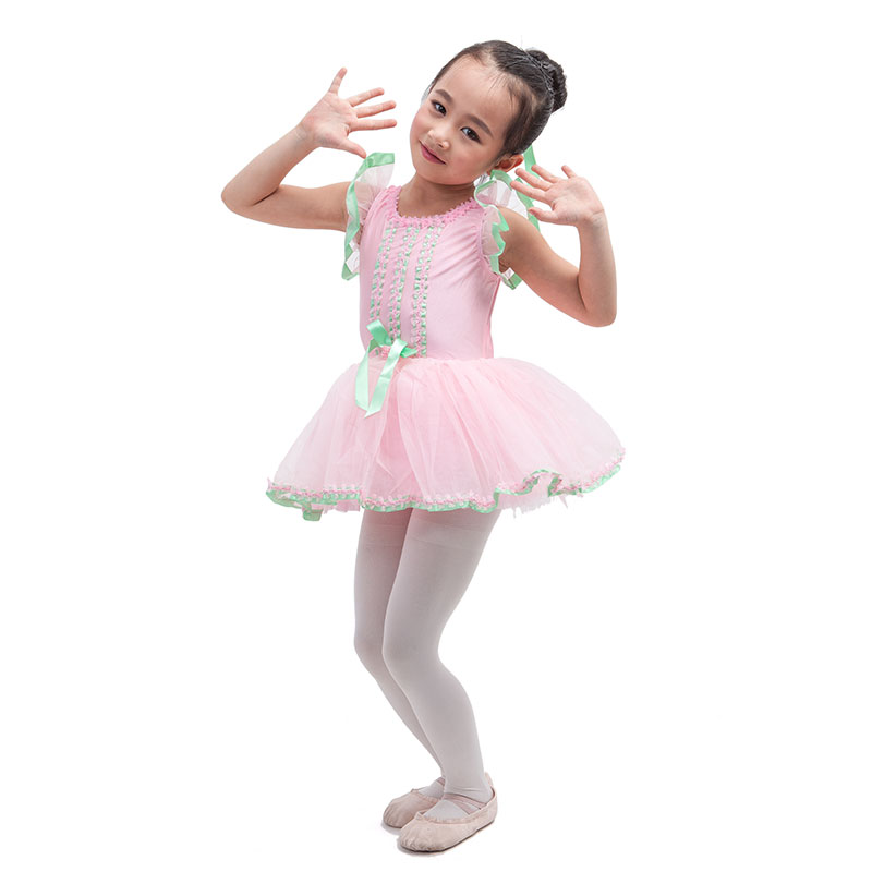 65ca78edb854 Pretty Shining Sequins Camisole Ballet Tutu Dance Costume for Girls ...