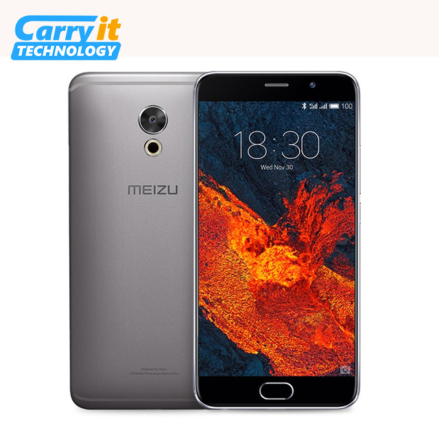 "Original Meizu Pro 6 Plus 4GB 64GB Cell Phone Android Exynos 8890 Octa Core 5.7"" 2K AMOLED 1080P 12.0 MP Camera 3D Press"