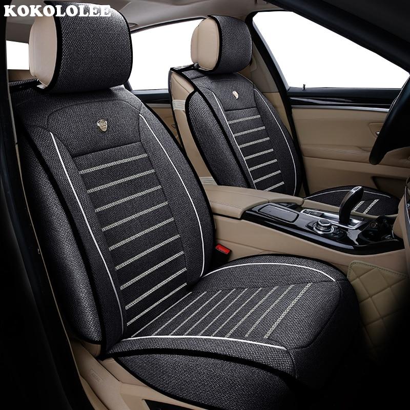 Высококачественные чехлы на сиденья для Ford mondeo Focus 2 3 kuga Fiesta Edge Explorer fiesta fusion, автомобильные аксессуары
