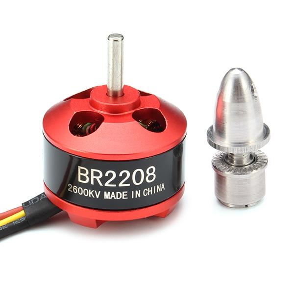 все цены на Racerstar BR2208 2600KV 2-3S Brushless Motor For Multi RC Models