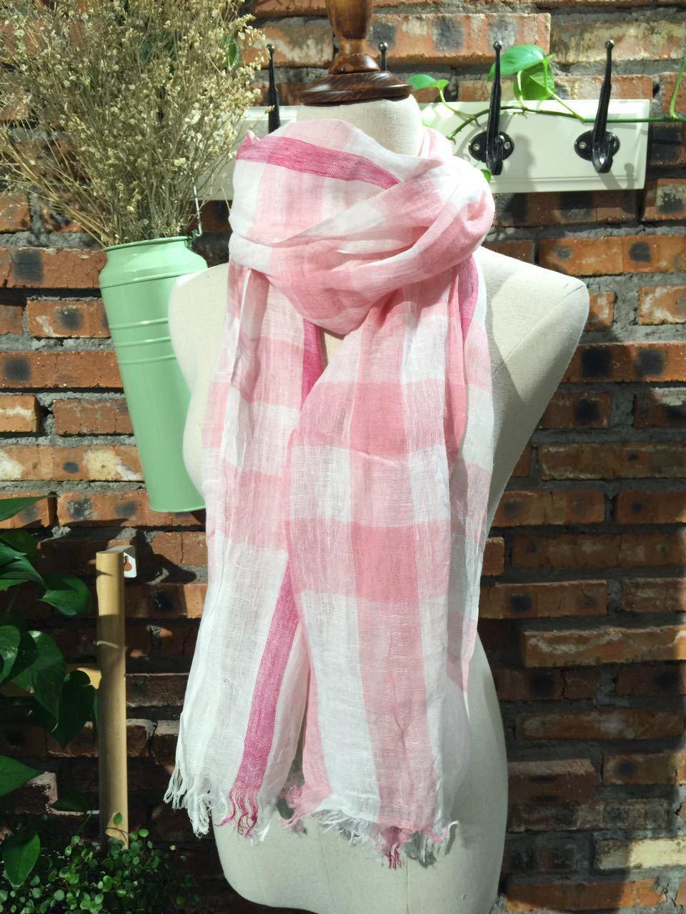 scarves Cotton men shawl 14