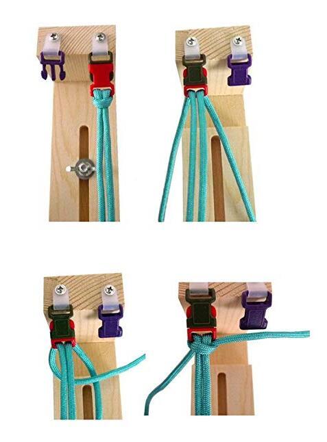 lateral fivela de plastico cinto maquina paracord 02
