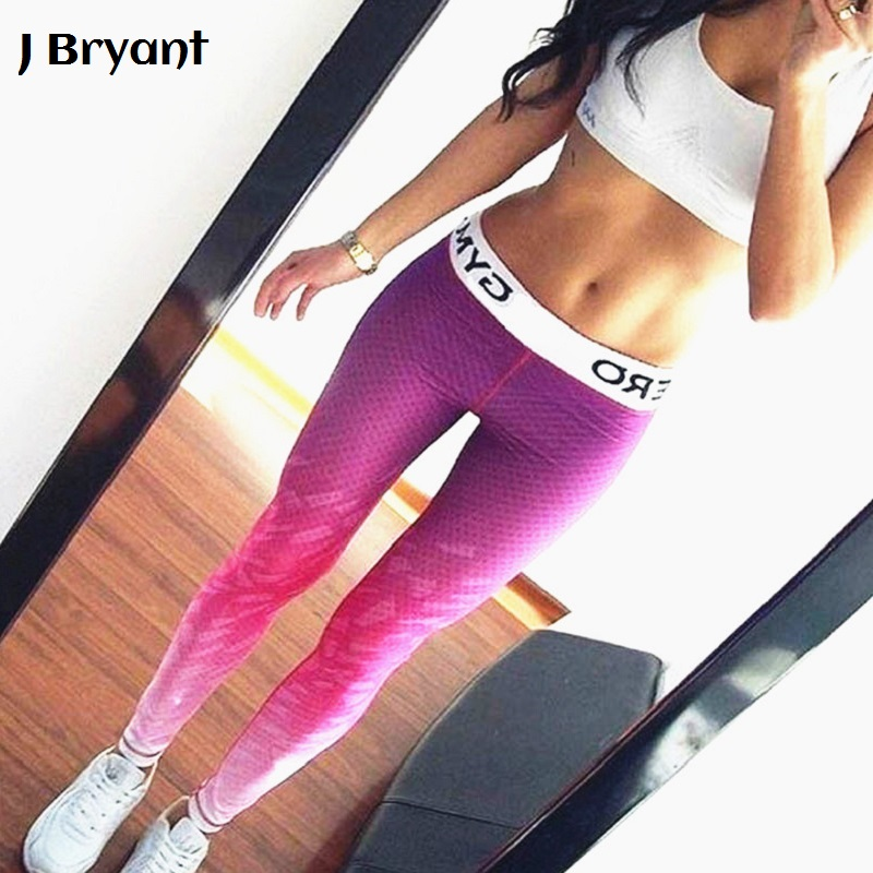 Prix pour Legins Sport Fitness Femmes De Yoga Leggings Gym Stretch Sport Pantalon De Yoga Pantalon de Sport Collants Pantalon de Course Femme Sportwear