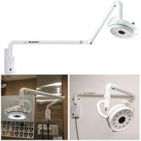 Новый 36 Вт 12 отверстий 90 ~ 240 В настенный светодиодный хирургический светильник медицинские теней лампы 700 мм
